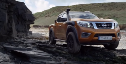 2018 Nissan Navara OFF-ROADER AT32 Truck