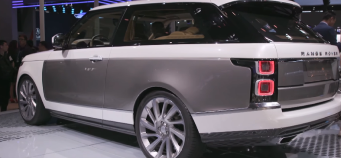 2018 Range Rover SV Coupe – Video