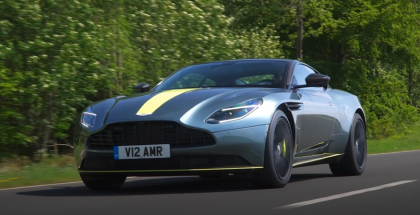 2019 Aston Martin DB11 AMR Signature Edition