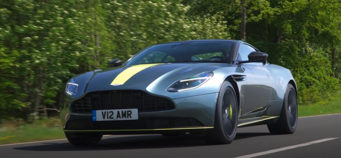 2019 Aston Martin DB11 AMR Signature Edition – Video