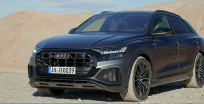 2019 Audi Q8 Design, Interior, Test Drive