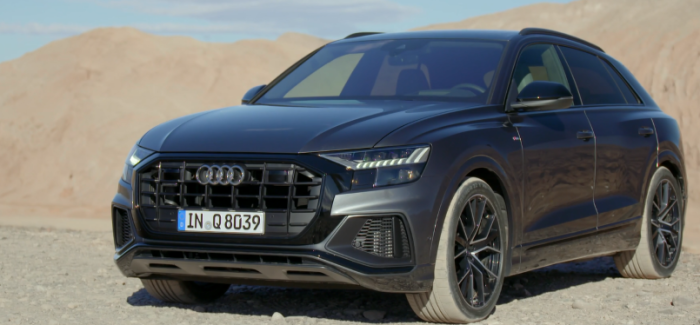 2019 Audi Q8 Design Interior Test Drive Video Dpccars