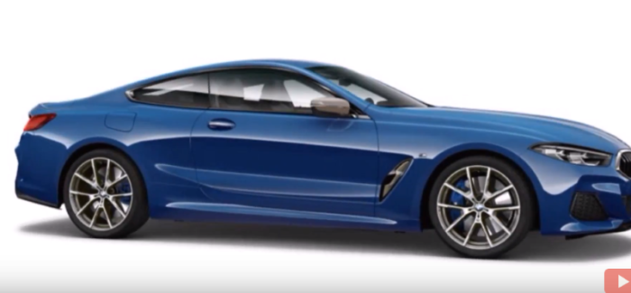 2019 Bmw 8 Series M850i Colors Video Dpccars