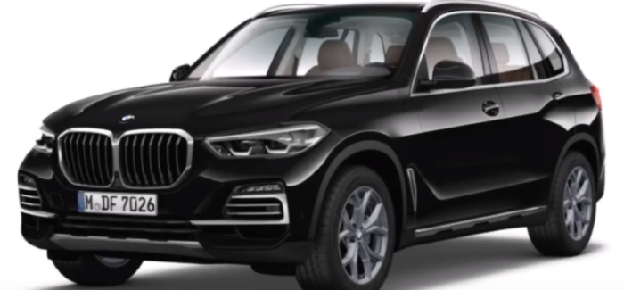 2019 BMW X5 – Video – Update