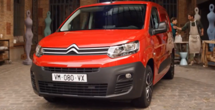 2019 Citroen Berlingo & Peugeot Partner Van