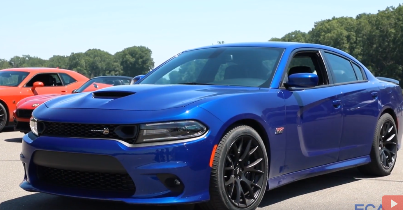 Dodge Charger All Wheel Drive >> 2019 Dodge Charger & Challenger Lineup Overview – Video – Update | DPCcars