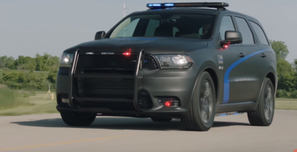 2019 Dodge Durango Pursuit