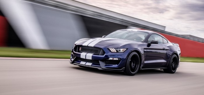 2019 Ford Mustang Shelby GT350 – Video
