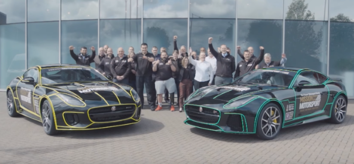 2019 Jaguar F-TYPE Donated To Armed Forces – Video