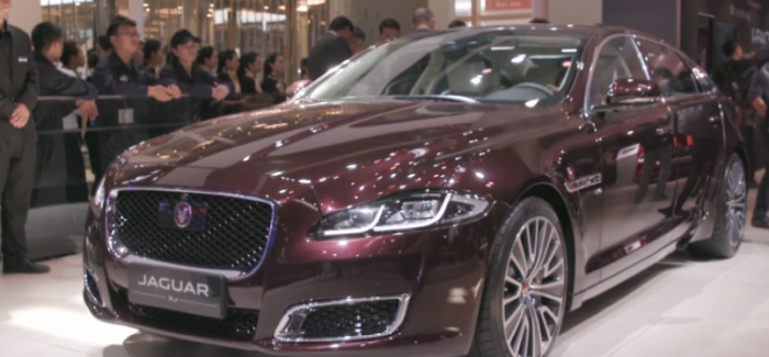 2019 Jaguar XJ50 – Video