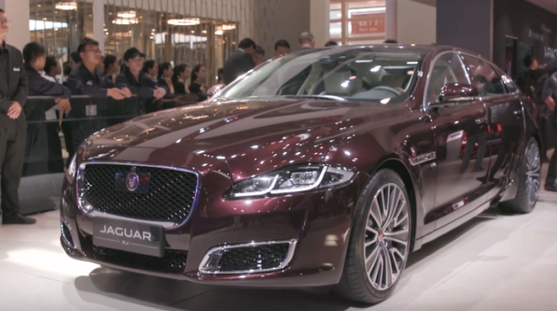 2019 Jaguar XJ50 – Video | DPCcars