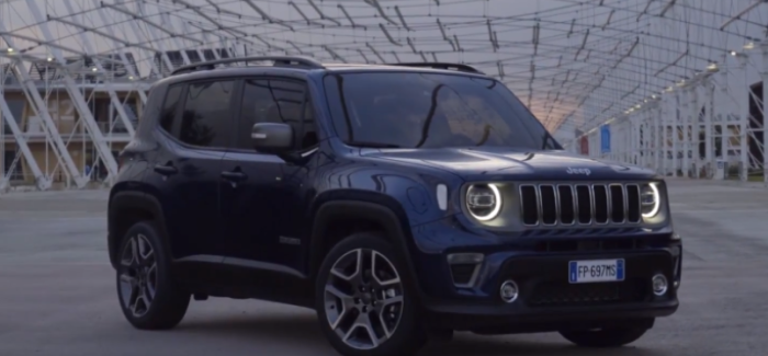 2019 Jeep Renegade – Video