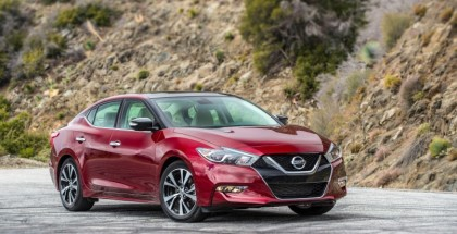 The Nissan Maxima won Large Car honors in the 2018 J.D. Power Initial Quality Study.