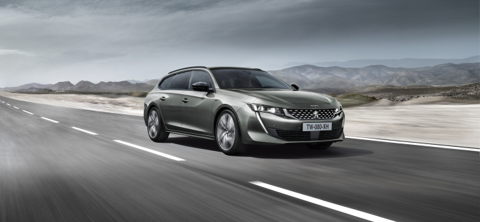 2019 PEUGEOT 508 SW Wagon – Video