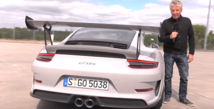 2019 Porsche 911 GT3 RS - German Review
