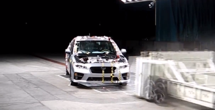 2019 Subaru Impreza High Speed Crash Test (1)
