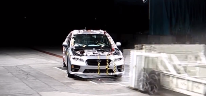 2019 Subaru Impreza High Speed Crash Test – Video