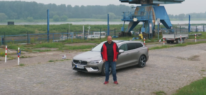 2019 Volvo V60 T6 AWD – German Review – Video