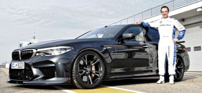 700HP 2018 BMW M5 F90 By AC Schnitzer – Video