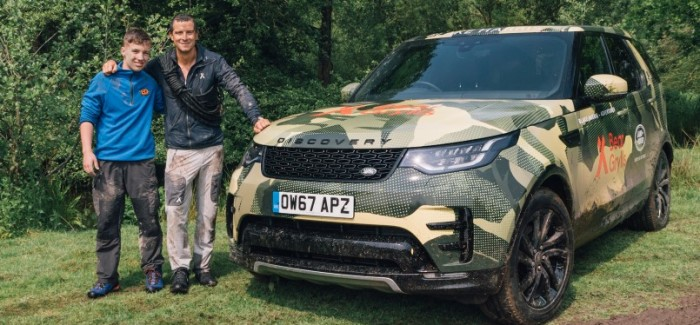 Bear Grylls Land Rover Discovery – Video