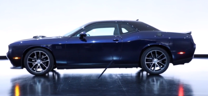 Dodge Challenger Shaker 80th Anniversery – Video