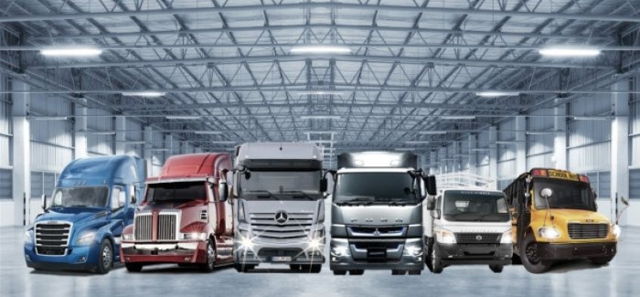 Electric Daimler Trucks
