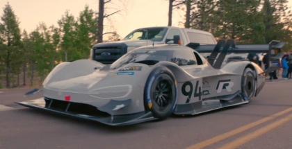 Final Design Of VW I.D. R Pikes Peak