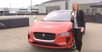 Future Of Jaguar Electric Cars & I-Pace Test Drive