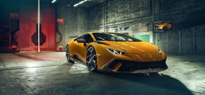 Lamborghini Huracan Performante By Novitec – Video