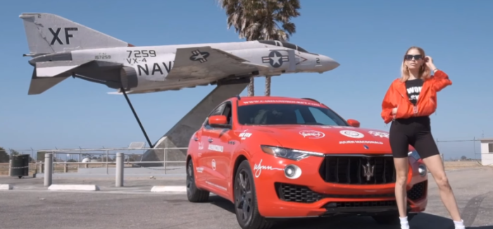 Maserati Cash & Rocket Tour 2018 – Video