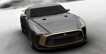 Nissan GTR Prototype By Italdesign