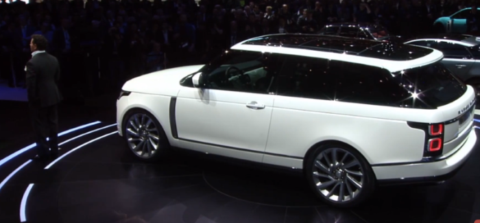 Range Rover SV Coupe Unveiling & Explained – Video