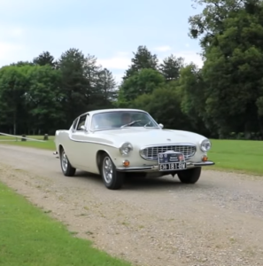Volvo Viking Classic Rally 2018 Featuring Volvo P1800 (2)