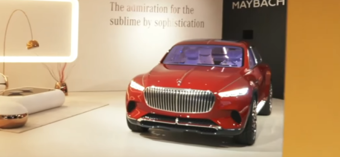 2018 Design Essentials Mercedes, AMG, Maybach and EQ – German – Video