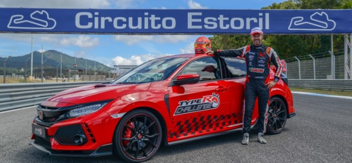 2018 Honda Civic Type R Estoril Circuit Lap Record – Video
