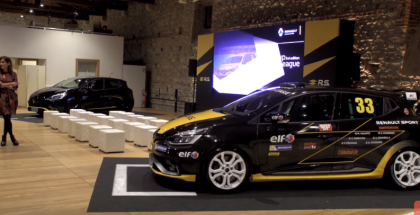 2018 Renault Clio Cup R.S.