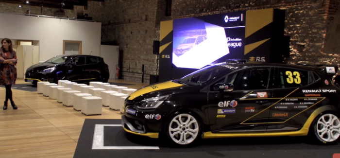 2018 Renault Clio Cup R.S. – Video