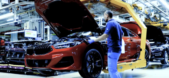 2019 BMW 8 Series M850i Coupe Factory – Video