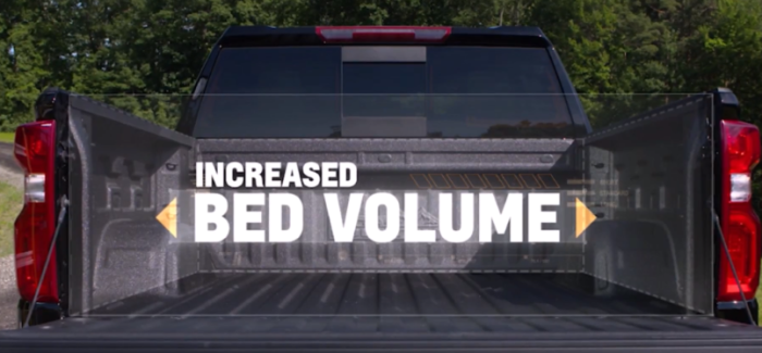 2019 Chevy Silverado 1500 Durabed Truck Bed – Chevrolet – Video