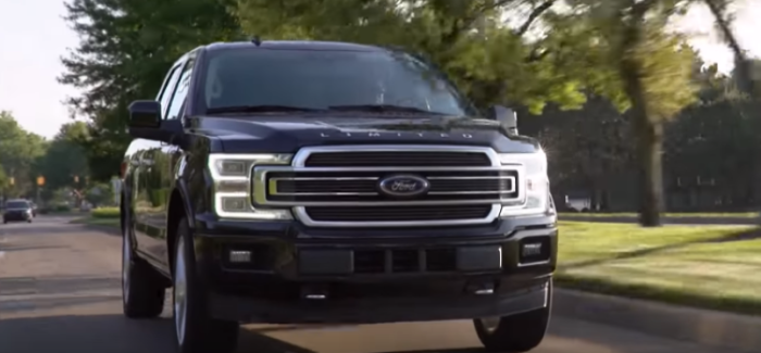 2019 Ford F150 Limited Truck Video Dpccars