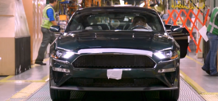 2019 Ford Mustang Bullitt & GT Factory – Video