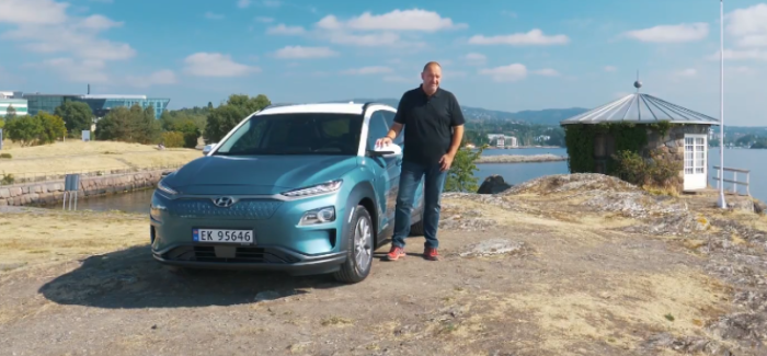 2019 Hyundai Kona Electric – German Review – Video