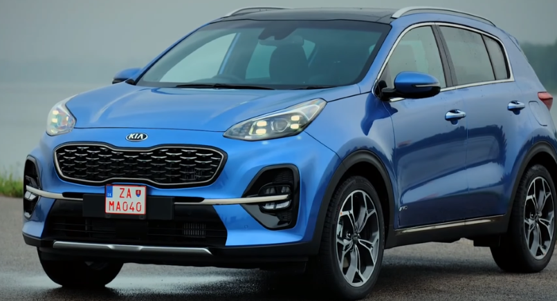 2019 kia sportage gt line uk spec video dpccars. Black Bedroom Furniture Sets. Home Design Ideas