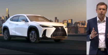 2019 Lexus UX Explained