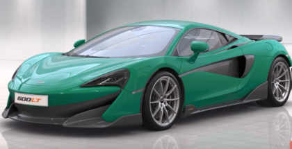 2019 McLaren 600LT Colors