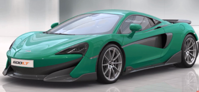 2019 Mclaren 600lt Colors Video Dpccars