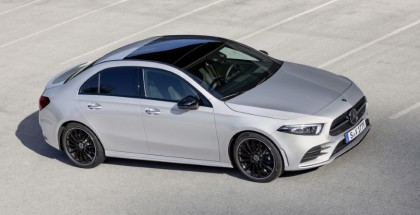 2019 Mercedes A220 A-Class Sedan - US Spec