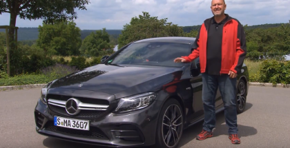 2019 Mercedes C43 AMG Coupe C-Class Review & Test Drive