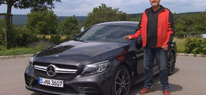 2019 Mercedes C43 AMG Coupe C-Class Review & Test Drive – Video