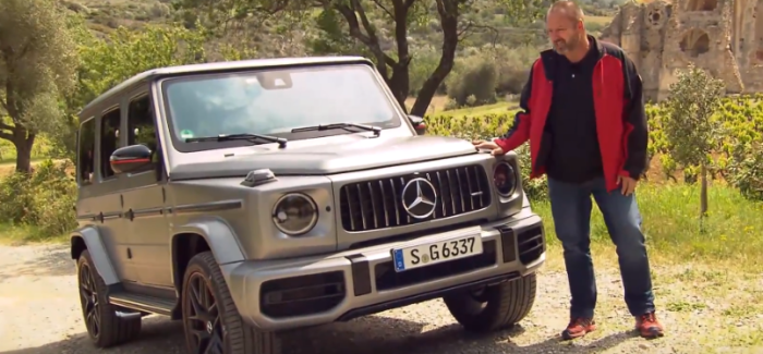 2019 Mercedes G Class AMG G63 Test Drive & Review – Video